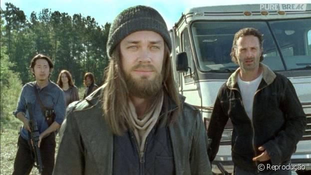"""Em """"The Walking Dead"""", na 6ª tempoada, nova comunidade é descoberta: Hilltop"""