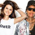 Selena Gomez e Wiz Khalifa juntos em um hit?