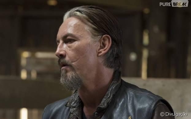 """Tommy Flanagan, de """"Sons of Anarchy"""", está confirmado em """"Guardiões da Galáxia 2"""""""