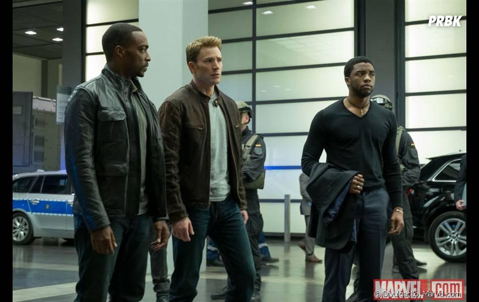 """""""Capitão América 3: Guerra Civil"""" é uma das estreias mais aguardadas de 2016"""