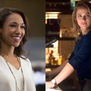 """Em """"The Flash"""": na 2ª temporada, Barry (Grant Gustin) deve ficar com Patty ou Iris?"""
