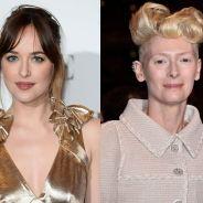 """Dakota Johnson, de """"50 Tons de Cinza"""", e Tilda Swinton são escaladas para novo filme de bruxas!"""