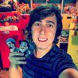 O youtuber Felipe Castanhari também entra nessa listinha