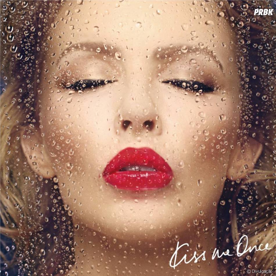 """Kylie Minogue lançará """"Kiss Me Once"""" em março de 2014"""