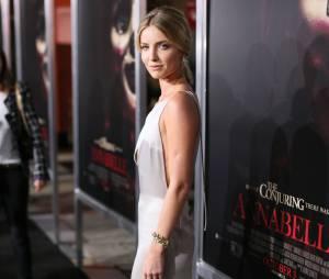 "Annabelle Wallis também faz parte do elenco de ""A Múmia"""