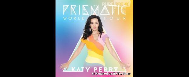 Katy Perry tem mais de 50 milhões de seguidores no Twitter