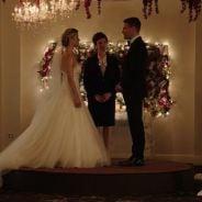 """Em """"Arrow"""": na 4ª temporada, Oliver (Stephen Amell) e Felicity se casam por motivo surpreendente!"""