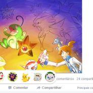 Do Facebook: extensão troca reações do novo botão de curtir por memes e pokémons!
