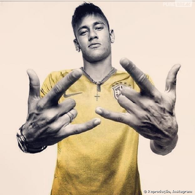 Neymar completa 22 anos, nesta quarta-feira, 5 de fevereiro de 2014