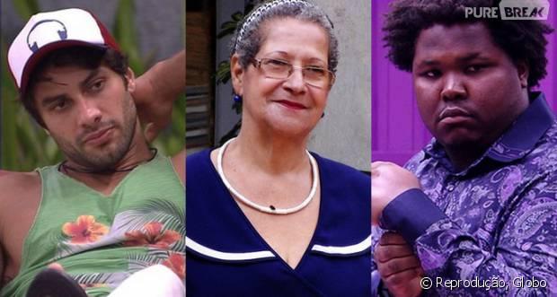 """Renan, Geralda ou Ronan? Quem deve sair no Paredão triplo do """"BBB16""""?"""