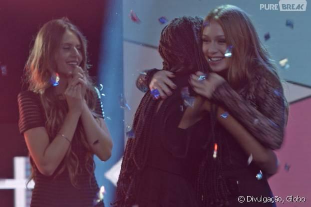 """Em """"Totalmente Demais"""", Eliza (Marina Ruy Barbosa) é a mais votada e vence concurso!"""