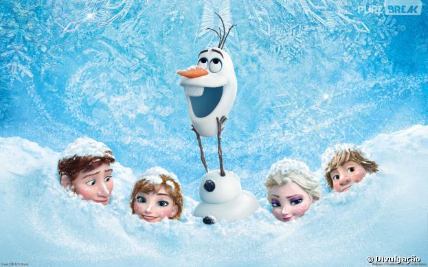"""""""Frozen - Uma Aventura Congelante"""" pode ganhar uma continuação"""