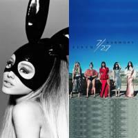 Ariana Grande e Fifth Harmony vão lançar novos álbuns no mesmo dia! Qual CD é o mais esperado?