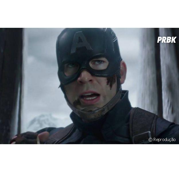"""Novo trailer de """"Capitão América 3: Guerra Civil"""" é visto 94,7 milhões de vezes em 24 horas"""