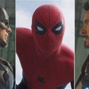 """Em """"Capitão América 3"""", quem o Homem-Aranha deve apoiar? Veja as vantagens de cada lado dessa briga!"""