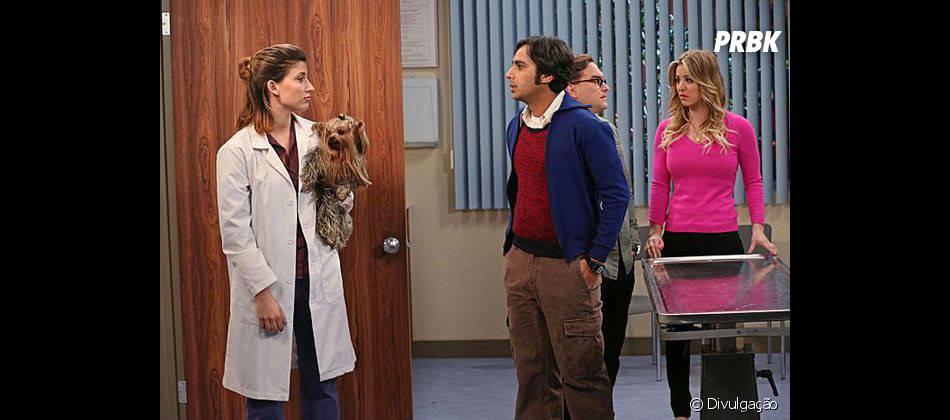 "Em ""The Big Bang Theory"", Raj (Kunal Nayyar) também arranjou um possível amor!"