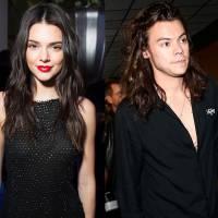Kendall Jenner e Harry Styles, do One Direction, juntos! Hacker divulga fotos do casal na internet