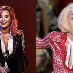 "Duelo: Demi Lovato com ""The Neon Lights Tour"" ou Miley Cyrus com ""Bangerz Tour""?"