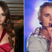 "Selena Gomez prestigia Justin Bieber e curte show da ""Purpose World Tour"" em Los Angeles"