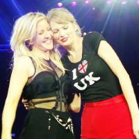 "Taylor Swift e Ellie Goulding cantam ""Burn"" na turnê da cantora country"