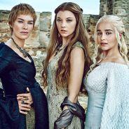 """De """"Game of Thrones"""": na 6ª temporada, Khaleesi, Cersei e elenco feminino aparecem em ensaio!"""