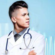 """Biel em """"Grey's Anatomy""""? Cantor queria ser médico: veja como seria ele na série!"""