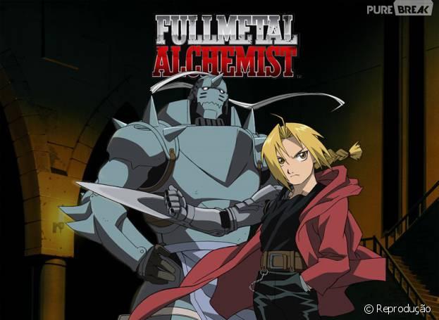 """Filme de """"Fullmetal Alchemist"""" está sendo desenvolvido no Japão, afirma site"""