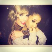 "Ariana Grande e Taylor Swift BFF? Dona do hit ""Dangerous Woman"" diz que toparia essa amizade!"