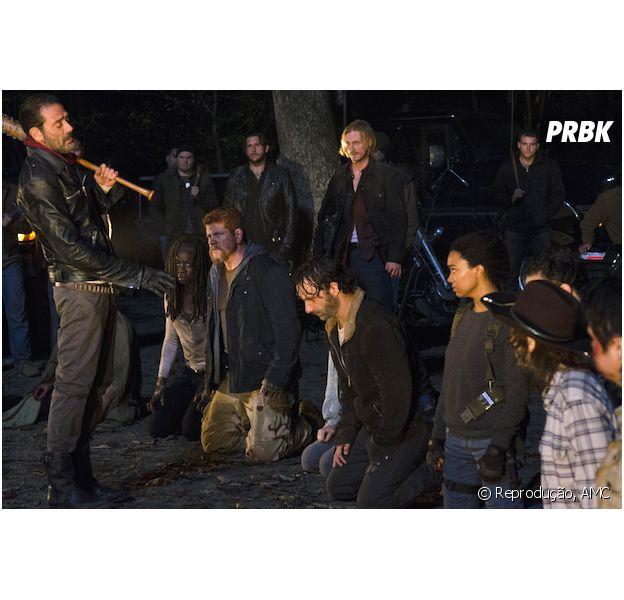 """De """"The Walking Dead"""": na 7ª temporada, série retorna do mesmo ponto de onde parou no último episódio"""