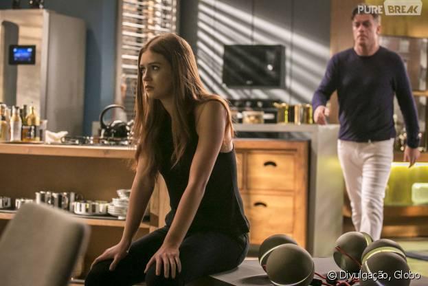 """Em """"Totalmente Demais"""", Eliza (Marina Ruy Barbosa) levará fora de Arthur (Fábio Assunção)"""