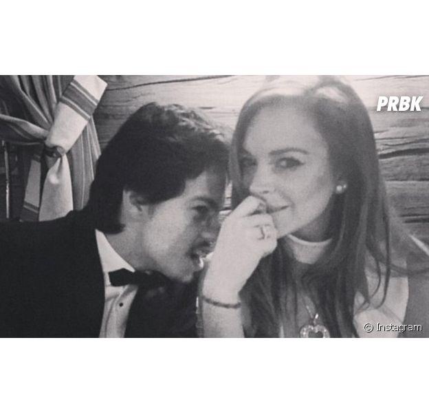 Lindsay Lohan e Egor Tarabasov estão noivos!