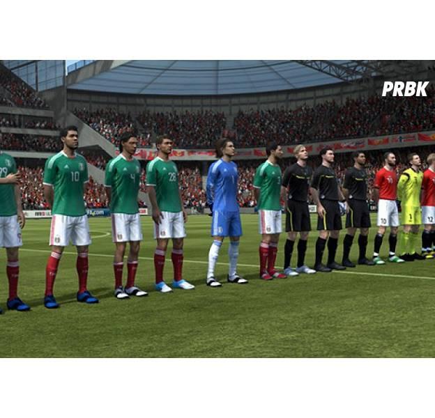 Interessado em jogar? Baixe o jogo no site da EA Sports
