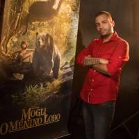"""Projota lança clipe inspirado no filme """"Mogli - O Menino Lobo""""! Ouça """"Somente o Necessário"""""""