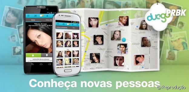 Você pode usar o Facebook para se logar no Duego