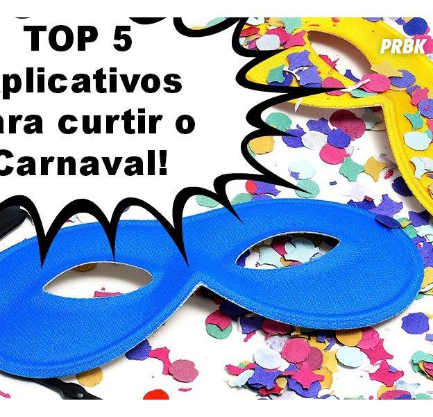 Apps para curtir o Carnaval 2014!