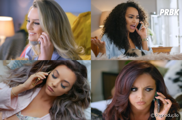 "Little Mix lança clipe de ""Hair"""