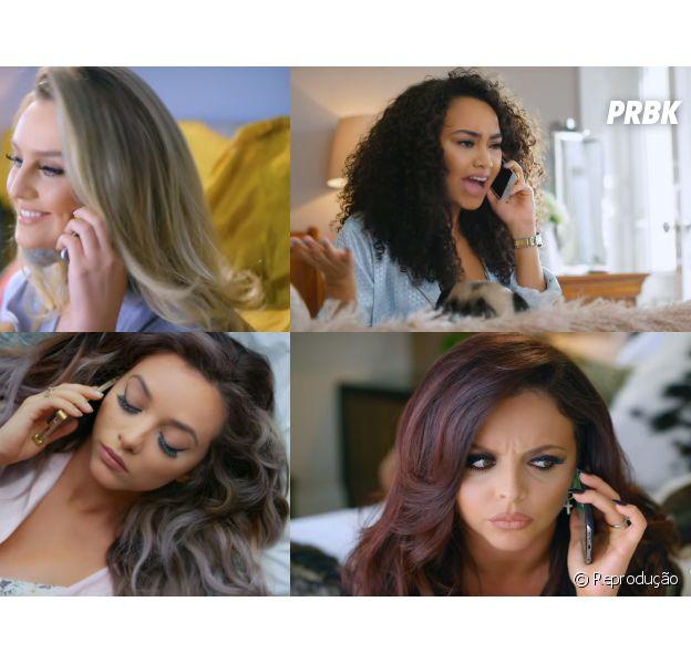 """Little Mix lança clipe de """"Hair"""""""