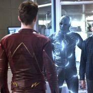 """Em """"The Flash"""": na 2ª temporada, Barry (Grant Gustin) e Zoom lutam e herói quase morre!"""