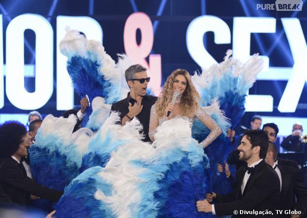 """Programa """"Amor & Sexo"""" comandado por Fernanda Lima pode voltar pra outra temporada"""