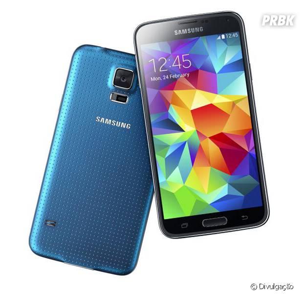 Novo Galaxy S5, da Samsung!