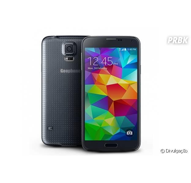 GooPhone S5, o clone do Galaxy S5