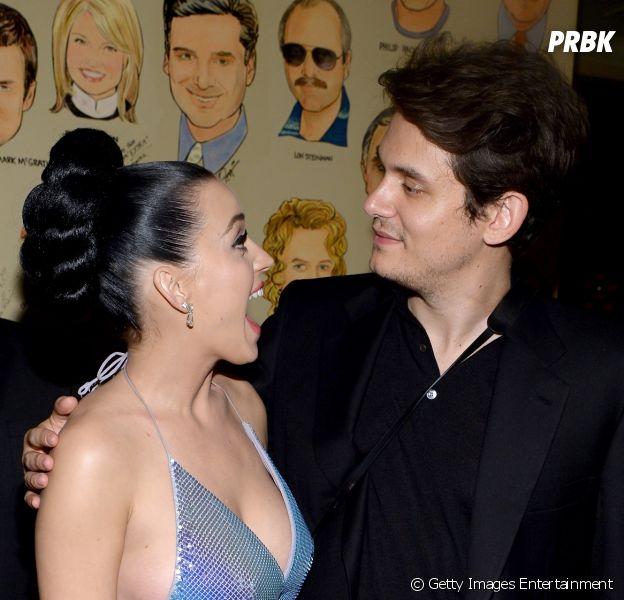 Katy Perry e John Mayer terminam namoro afirma site