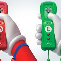 Nintendo vai lançar controles especiais de Mario e Luigi