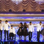 """Na 5ª temporada de """"Glee"""": Saem fotos das Nacionais e Finn é homenageado!"""