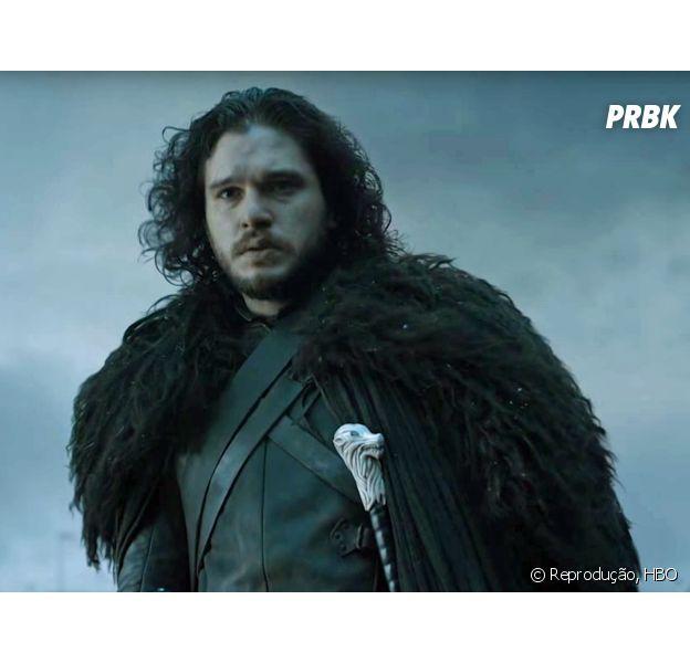 """Em """"Game of Thrones"""", Kit Harington fala sobre mudança de Jon Snow após retorno"""