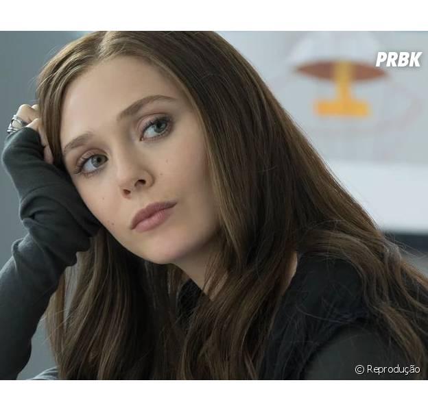 """De """"Capitão América: Guerra Civil"""": fãs encontram easter-egg em cena com Feiticeira Escarlate (Elizabeth Olsen)"""