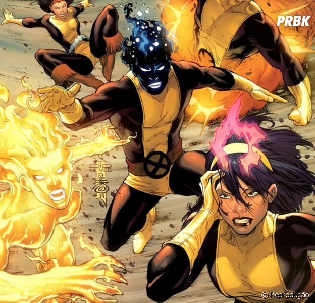 """""""Novos Mutantes"""" é um spin-off da franquia """"X-Men"""""""