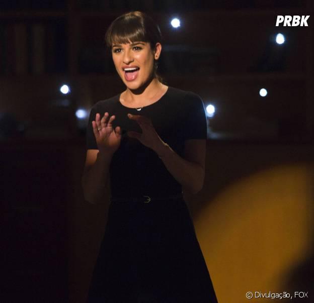 "Em ""Glee"", Rachel (Lea Michele) cantará ""Defying Gravity"" novamente!"