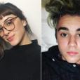 Maju Trindade também já revelou que tem crush em Justin Bieber