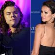 E se Harry Styles, do One Direction, namorasse com Nina Dobrev? A atriz é o crush famoso do cantor!